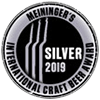 Meininger Craft Beer Award Silber